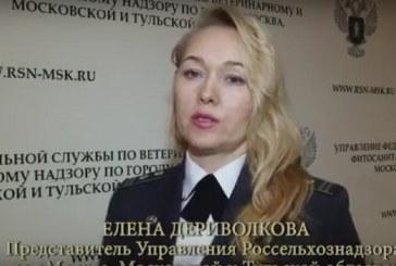 Kolejne nielegalne partie polskich owoców w Rosji