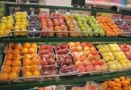 Fot. 2. Jabłka w supermarkecie w Chinach