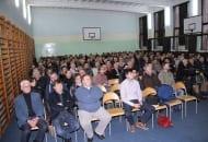 FOT. 1. Liczni uczestnicy konferencji przybyli, aby znaleźć odpowiedź na pytanie dotyczące planowania sprzedaży jabłek w br. i produkcji w następnych latach