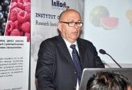 Fot. 8. Jak informował dr Krzysztof Zmarlicki, w  2016 r. w Polsce wyprodukowano 4,5 mln ton owoców, w tym 81 tys. ton gruszek