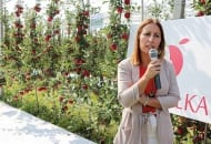 Fot. 10. Magdalena Zatorska z firmy Dwa Jabłka