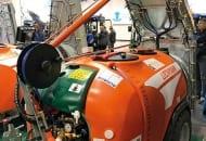Lohmann – nowy model opryskiwacza