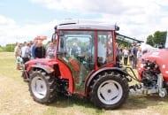 FOT. 8. Przegubowy ciągnik Antonio Carrano SRX 9800 o mocy 87 KM