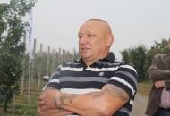 FOT. 6. Wiesław Mazur chętnie odpowiadał na pytania sadowników