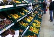 Fot. 2a. Jakość jabłek w polskich sklepach jest zdecydowanie gorsza od jakości na Zachodzie