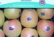 Fot. 3. Melinda – marka jabłek kojarzona przez większość Włochów owocami najwyższej jakości