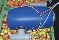 FOT. 9. Pojemnik z owocami wykorzystywany w technologii DCS