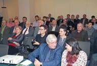 Fot. 1. Uczestnicy Forum Doradców Sadowniczych