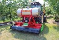 FOT. 1. Odkażacz gleby DS-OG