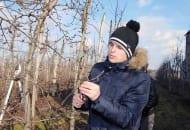 FOT. 1. Jarosław Kuklewski, doradca sadowniczy FruitAkademii