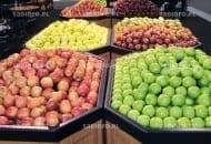 FOT. 2b. Kraje Zatoki Perskiej preferują niemal wyłącznie owoce jednokolorowe, wymagają też ich woskowania