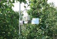 FOT. 1. Stacja meteorologiczna wsadzie