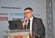 FOT. 4. O sytuacji na rynku jabłek w Polsce i Europie poinformował Adam Paradowski