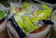 Fot. 9. Z roku na rok rośnie znaczenie jabłek mytych i krojonych
