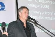 FOT. 1. Jos de Wit na spotkaniu Sadowniczym w Sandomierzu
