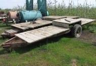 Fot. 5. W gospodarstwach farmerskich używa się najczęściej maszyn własnej konstrukcji