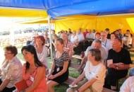 Fot. 1. Uczestnicy spotkania w Szczutkach