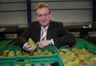 Walter Willems jest przekonany, że internetowa platforma handlowa Service2Fruit przyniesie ogromne korzyści zarówno handlowcom, jak i producentom owoców (fot. EFM)