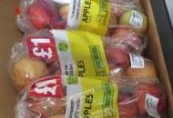 Fot. 6. Owoce przygotowane do wysyłki do Wielkiej Brytanii