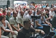 Fot. 1. Uczestnicy Letnich Pokazów Czereśniowych