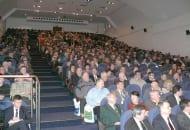 FOT. 1. Uczestnicy konferencji podczas sesji wykładowej