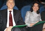 FOT. 2. Małgorzata Surawska i Tadeusz Kłos