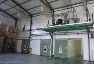 FOT. 5. Uporządkowane i posprzątane komory chłodnicze oraz sortownio-pakownia
