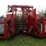 Mechanizacja zbioru wiśni
