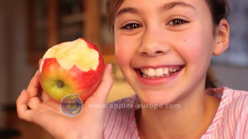 Marketing i reklama w Chinach. Jak promowaliśmy jabłka?