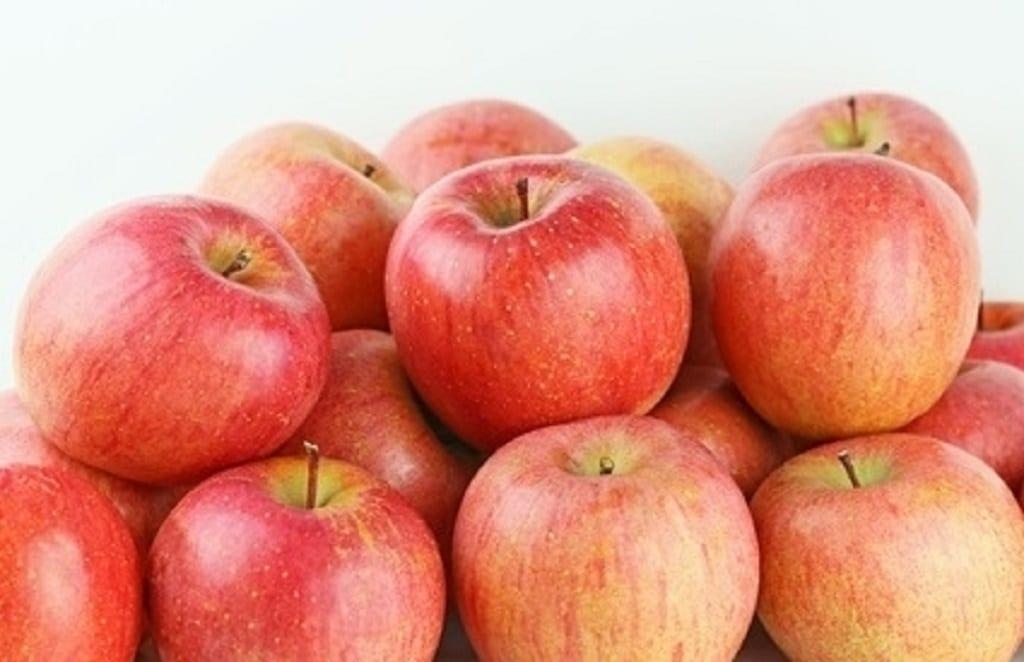 O tym jak ukraińskie jabłka wygrały z polskimi