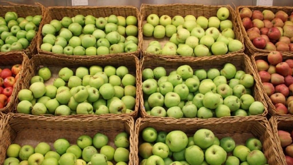 Jabłka w dyskoncie