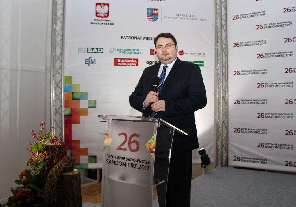 W Sandomierzu trwa 26 Spotkanie Sadownicze