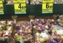 Sadownicy zbierają jabłka, konsumenci wrażenia o nich