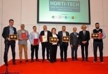 Medale i wyróżnienia na targach Horti-Tech
