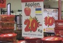 Szwedzi popróbują ukraińskich jabłek