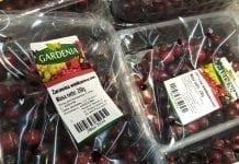 28 zł/kg. To cena polskich owoców w dyskontach