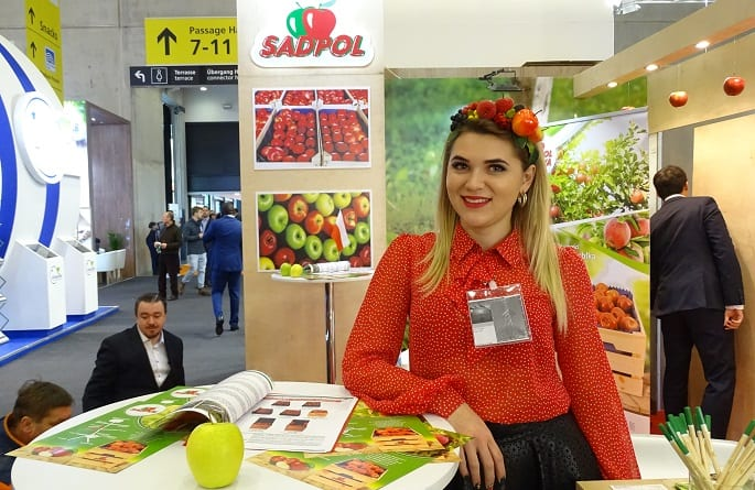 Targi Fruit Logistica 2018 rozpoczęte. Polskie stoiska