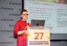 W Sandomierzu o opłacalności uprawy roślin jagodowych