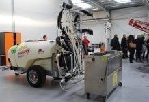 Bury Maszyny Rolnicze: otwarto nową halę produkcyjną