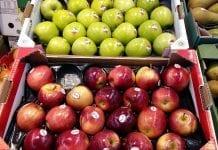Biedronka: włoskie jabłka tylko 50 gr droższe od polskich