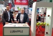 LubApple na targach Food Expo 2018