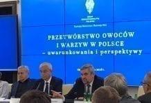 Przetworstwo owoców i warzyw w Polsce