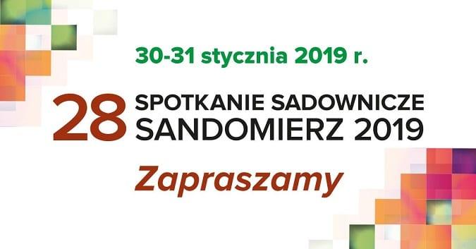 Spotkanie Sadownicze Sandomierz 2019
