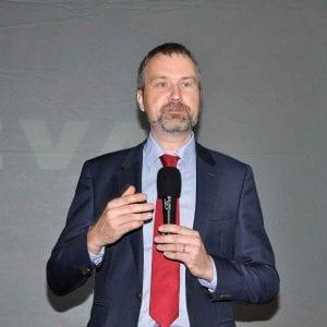 Fot. 3. Przemysław Szubstarski, dyrektor ds. marketingu, Polska