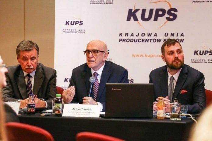 Konferencja prasowa KUPS - grudzień 2018