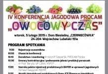 Owocowy czas – IV konferencja jagodowa