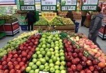 Polskie jabłka w Chinach