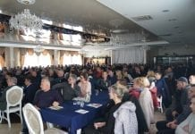 Konferencja truskawkowa w Czerwińsku 21.02.2019