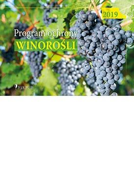 Program ochrony winorośli 2019