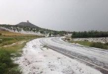 Hiszpania: 2200 hektarów upraw w Estremadurze zniszczonych przez burze